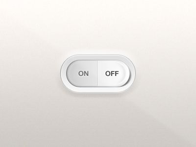 Switch On / Off by Bart Ebbekink