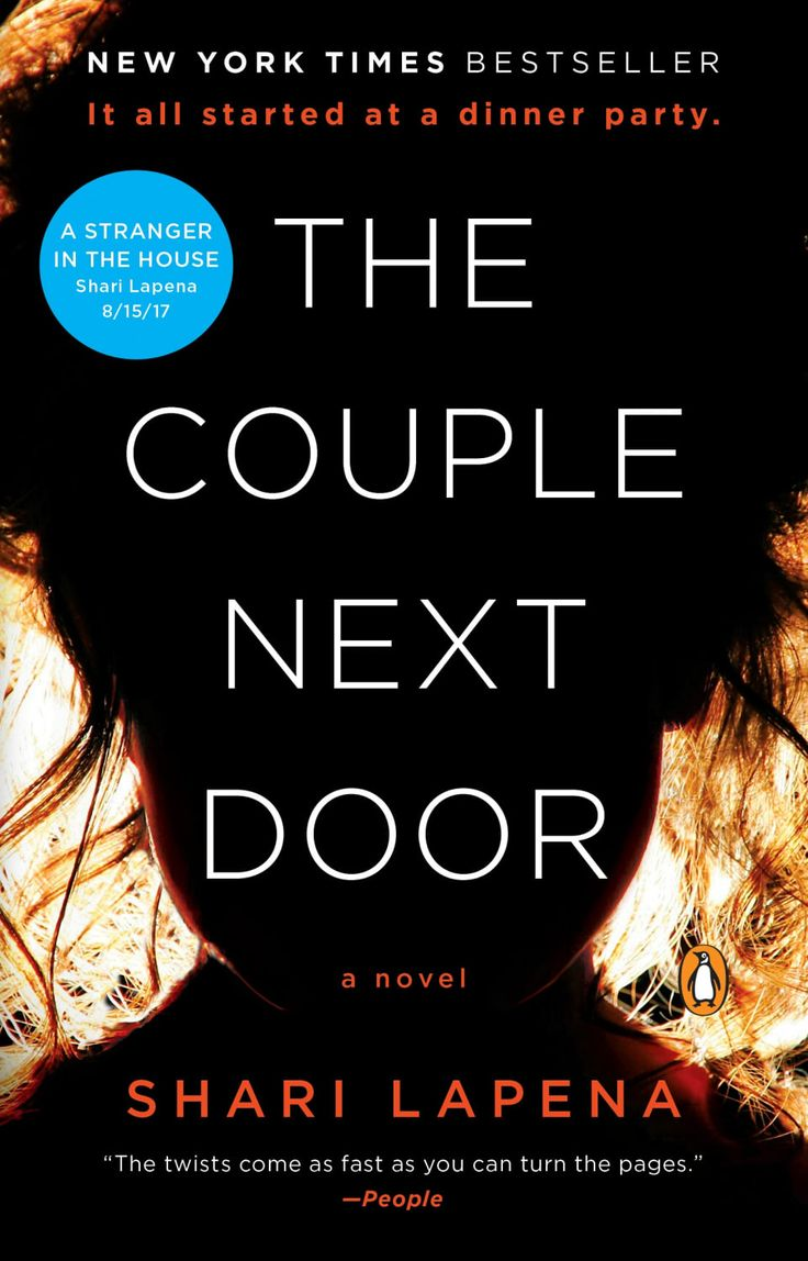 """An instant New York Times bestseller. Look out for Shari Lapena's next thriller, A STRANGER IN THE HOUSE, coming August 2017.""""The twists come as fast [as] you can turn the pages.""""—People""""Provocative and shocking.""""—Lisa Gardner,New York Times bestselling author of Find Her""""I read this novel at one sitting, absolutely riveted by the storyline. The suspense was beautifully rendered and unrelenting!"""" —Sue Grafton,New York Timesbestselling author ofXIt all started at a dinner party. . .A…"""