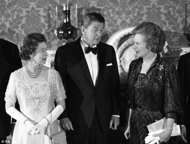 Phone Calls But The Warmest Of Friends During Cold War And Beyond Inside Margaret Thatchers Extraordinary Political Marriage To Ronald Reagan