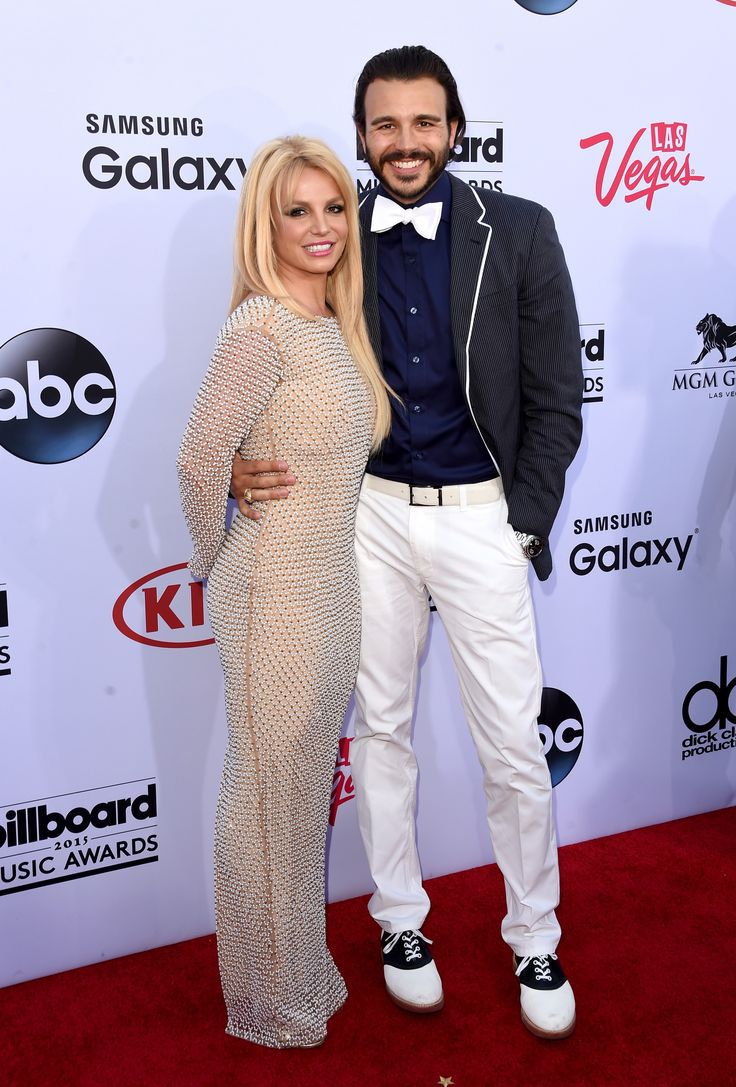 Britney Spears and Her Boyfriend Make Their Red Carpet Debut!