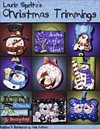 Laurie Speltz's Christmas Trimmings Painting Book