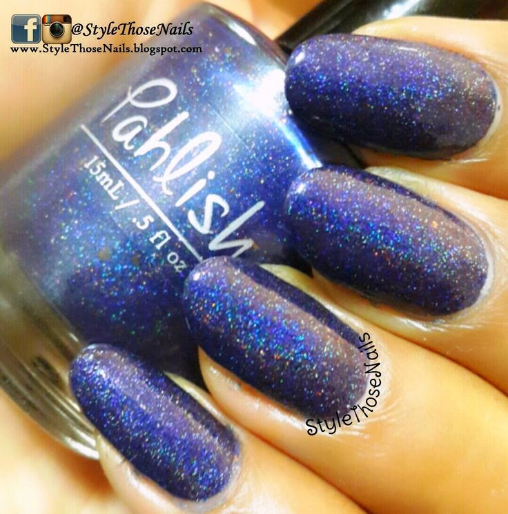 Pahlish Winter Collection-Part2 http://stylethosenails.blogspot.com/2015/03/pahlish-winter-collection-part2.html