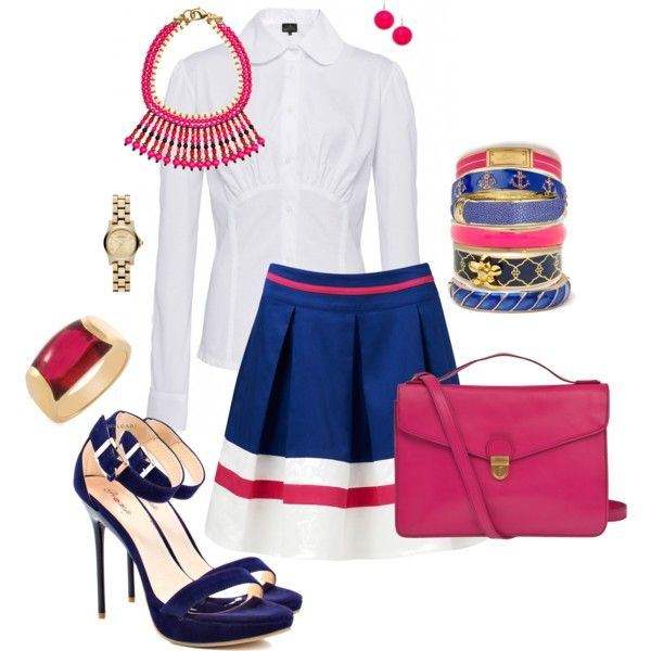 Lets Go Sailing by rosemary-dewar on Polyvore