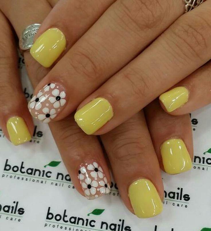 25+ best ideas about Bright nail art on Pinterest | Summer shellac ...