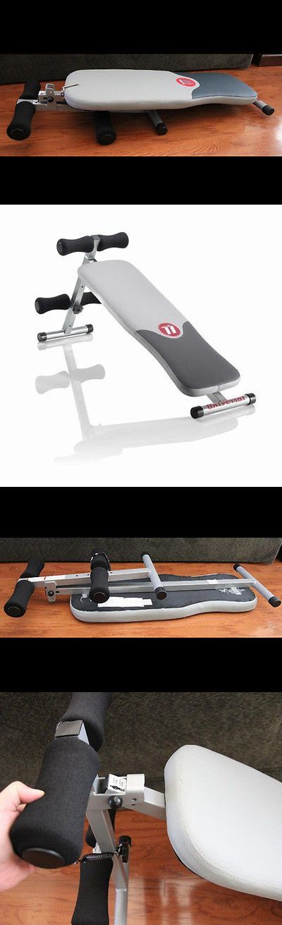Abdominal Exercisers 15274: Foldable Abs Adjustable Bench Fitness Exercise Crunch Gym Workout Abdominal Gym -> BUY IT NOW ONLY: $55.42 on eBay!