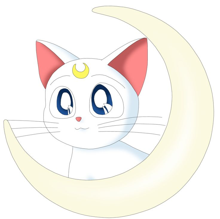 Artemis Cat Crescent Head by Anthro7 on deviantART ...
