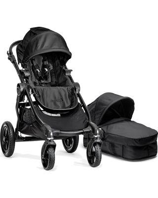 Baby Jogger City Select Stroller & Bassinet - Black