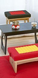 Samadhi Cushions - Manufacturer of zafus, zabutons, gomdens, and other meditation supplies