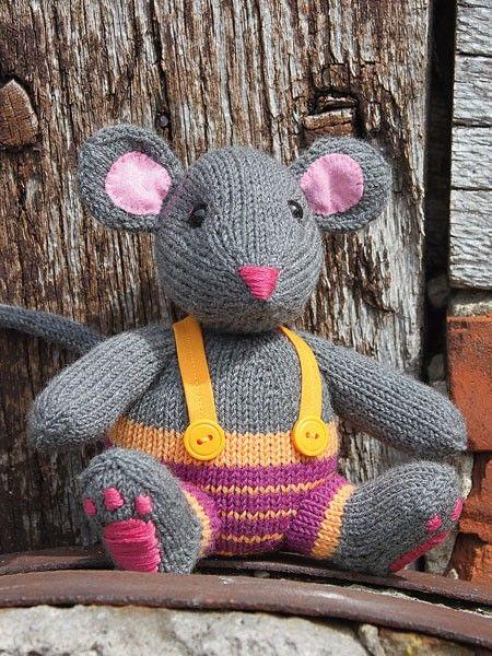 DIY zum Knuddeln: Kuscheltiere selber stricken