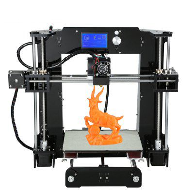 Anet A6 3D Desktop Printer Kit EU PLUG – BLACK