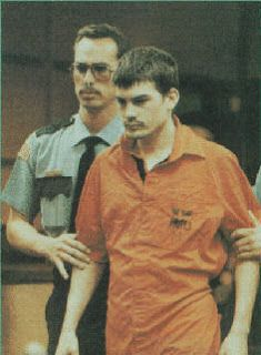 Westley Allan Dodd, child mlester and serial killer of young boys