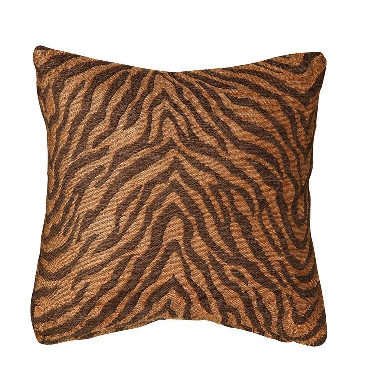 Tiger Print Pilllow