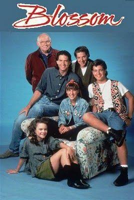 Blossom - TV Series 1990–1995 (Source: Caaraamba!!: Domingo Nostálgico) - Dr Amy (BBT) is Blossom and vice versa...