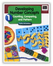 Developing Number Concepts - complete K-2 curriculum, looks great!