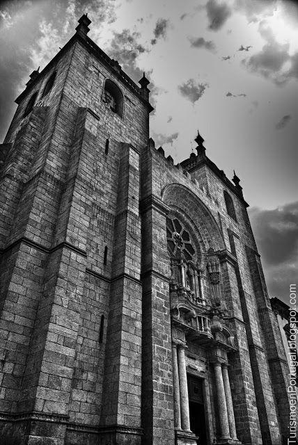 Fotos de Oporto en Blanco y Negro | Turismo en Portugal