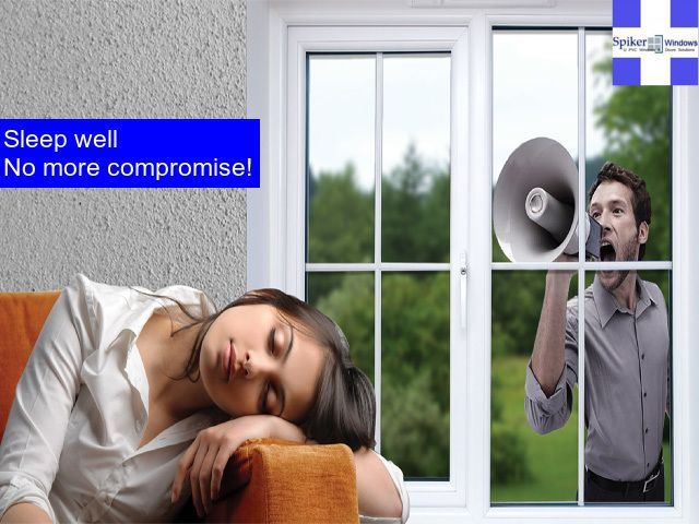Worried about hearing of more noise when you are at home or office place? Spiker windows provide the best soundproof windows & doors that will help you out with less noise.