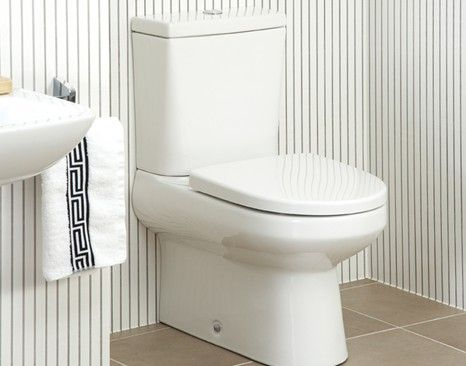CYGNET BTW CC SUITE SQUARE CISTERN TOP INLET SOFT CLOSE SEAT