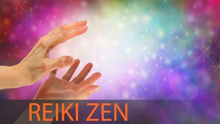 3 Hour Healing Reiki Music: Zen Meditation Music, Relaxing Music, Yoga M...