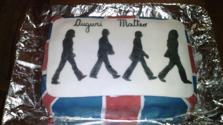 Torta Beatles