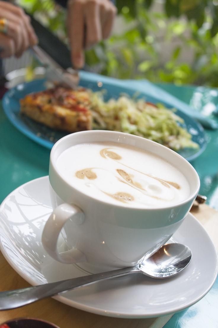 Good coffee - Latte macchiato