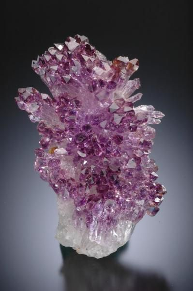 Quartz var. Amethyst (sceptered) - India