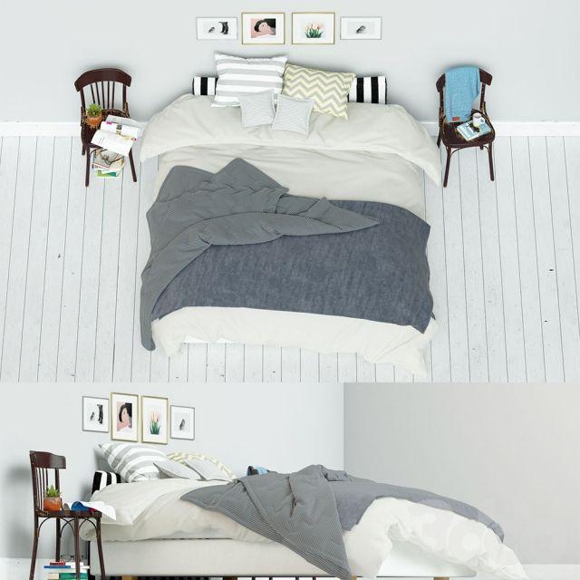 Scandinavian Bedding Set