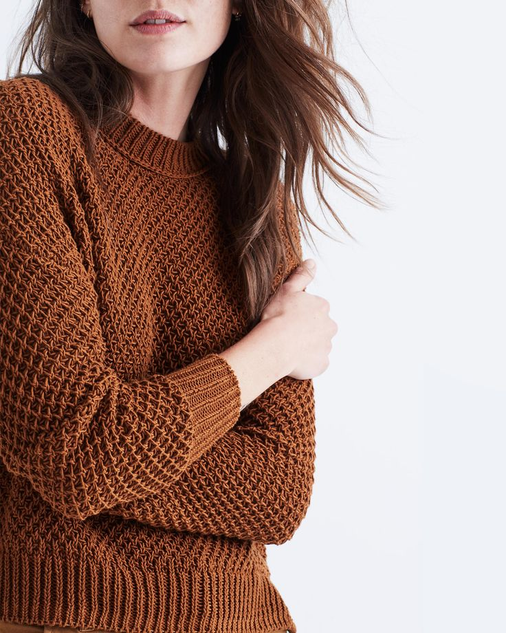madewell french quarter sweater