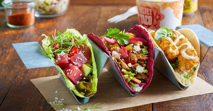 The Velvet Taco: Late night tacos and rotisserie chicken Austin TX-5 min. from hotel in Austin