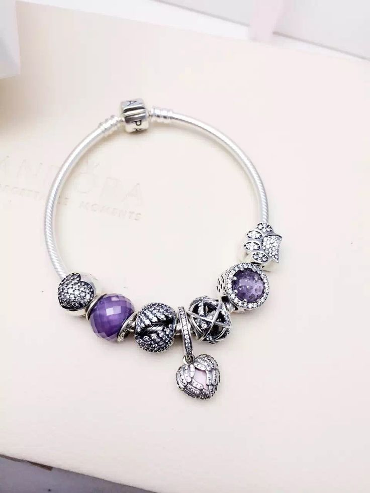 129 best Pandora bracelets images on Pinterest