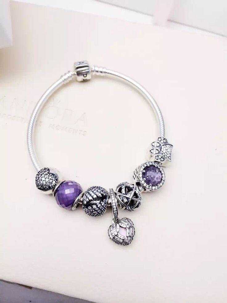 129 best Pandora bracelets images on Pinterest