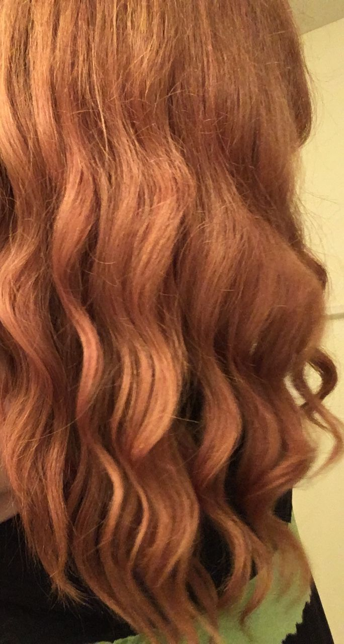 Wella Color Charm Tango 8r Light Ginger With Images Hair