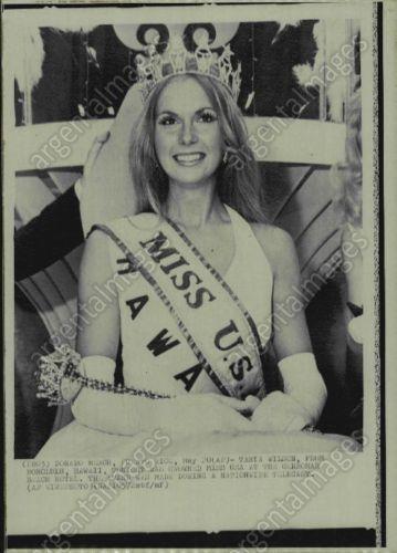Tanya Wilson 1972 (Hawaii)
