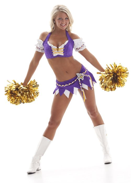 nfl cheerleader uniform adult