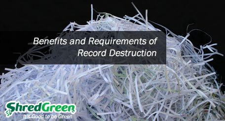 Privacy laws do affect your business. Knowing what is critical for information security is vitally important http://www.shredgreen.com/blog/using-a-paper-shredding-company-to-protect-your-business/