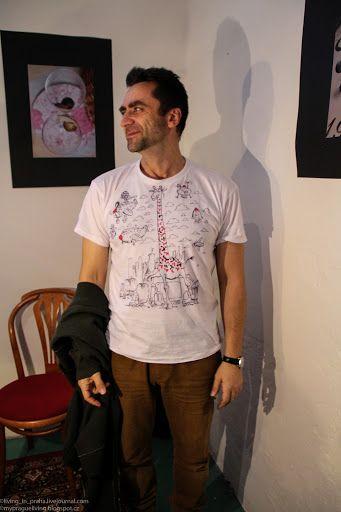Прага: интенсивный курс иллюстрации и работы с акварелью с Владимиром Довгяло. День второй. - Сообщество творческого выдоха