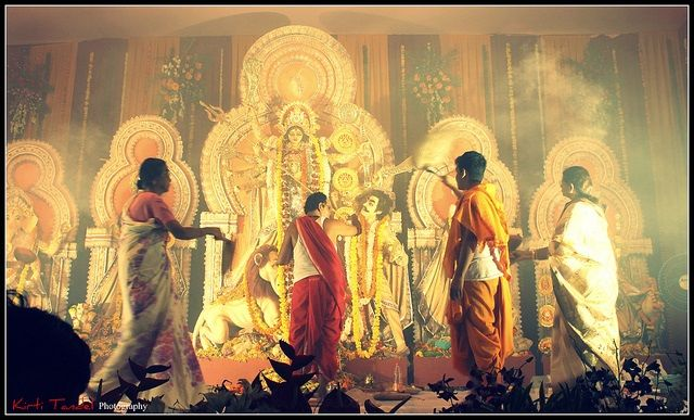 Durga Puja Celebrations in Mumbai