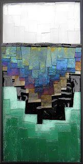 Seattle Mosaic Artist, Kelley Knickerbocker