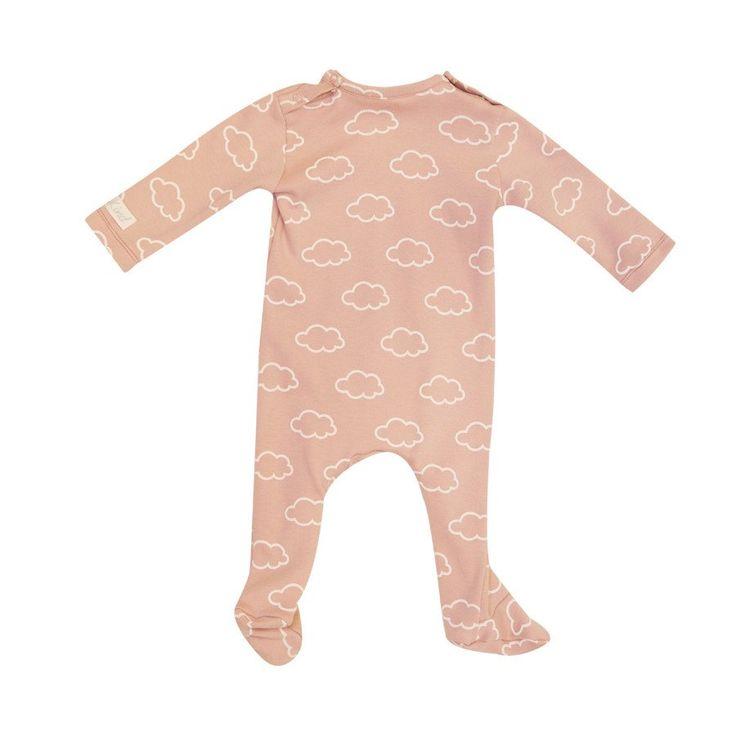 ZippyGrow - Pink/White Cloud - Clothing - girls - Baby Belle