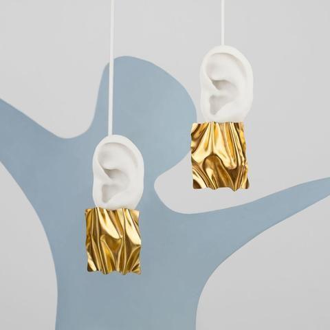 Bjørg Jewellery//THE FROZEN SEAS// earrings