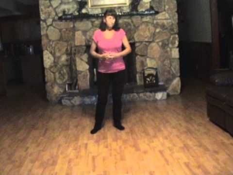 Tornado Line Dance - Demo & Walk Thru.mpg