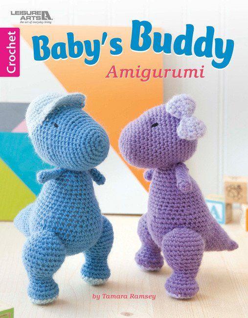 Baby's Buddy Amigurumi – Maggie's Crochet ~ so sweet! ~ CROCHET