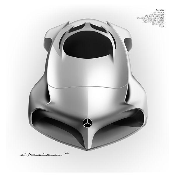 Mercedes Aerolite on Behance