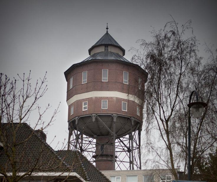 Restauratie en herbestemming Watertoren Noord
