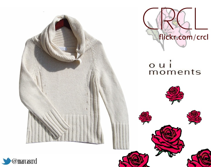 Sweater OUI Moments