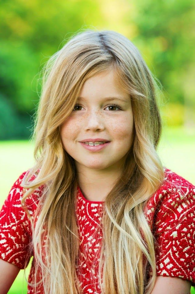 MyRoyals: Princess Alexia of the Netherlands celebrates her 10th birthday June 26, 2015 (b. June 26, 2005)