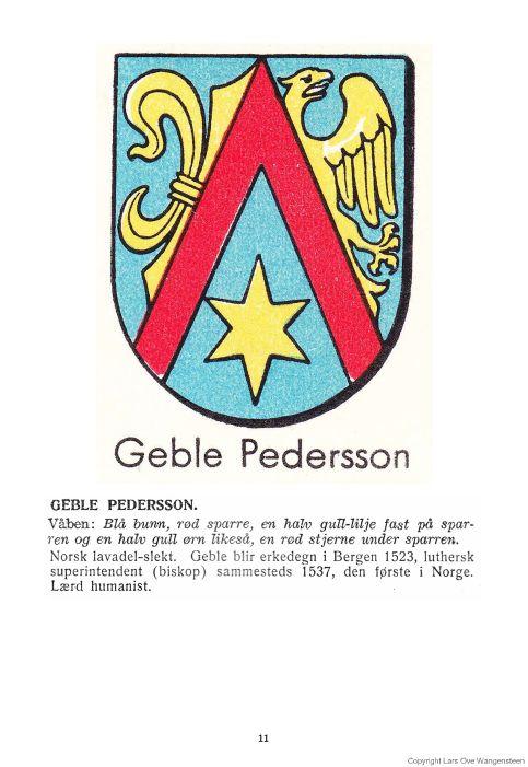 Geble Pedersson