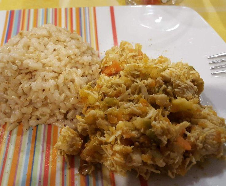 Ricetta POLLO ALL'INDIANA pubblicata da cinzia.rose - Questa ricetta è nella categoria Secondi piatti a base di carne e salumi