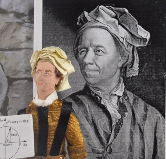mathematicians leonhard euler Leonhard euler's father was paul euler paul euler had studied theology at the  university of basel and had attended jacob bernoulli's lectures there in fact paul .