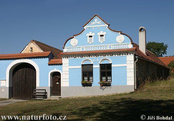Folk Architecture - Czech Republic, Nakri by © Jiri Bohdal