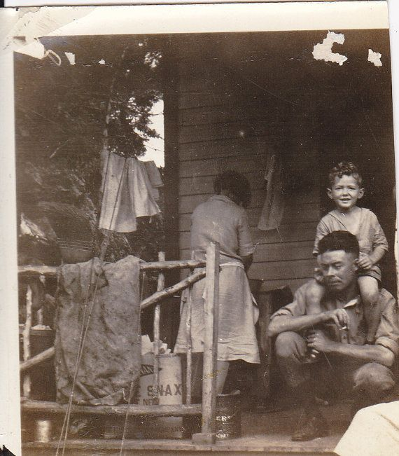Camp Porch 1920s Vintage Photograph by EphemeraObscura on Etsy, $2.50